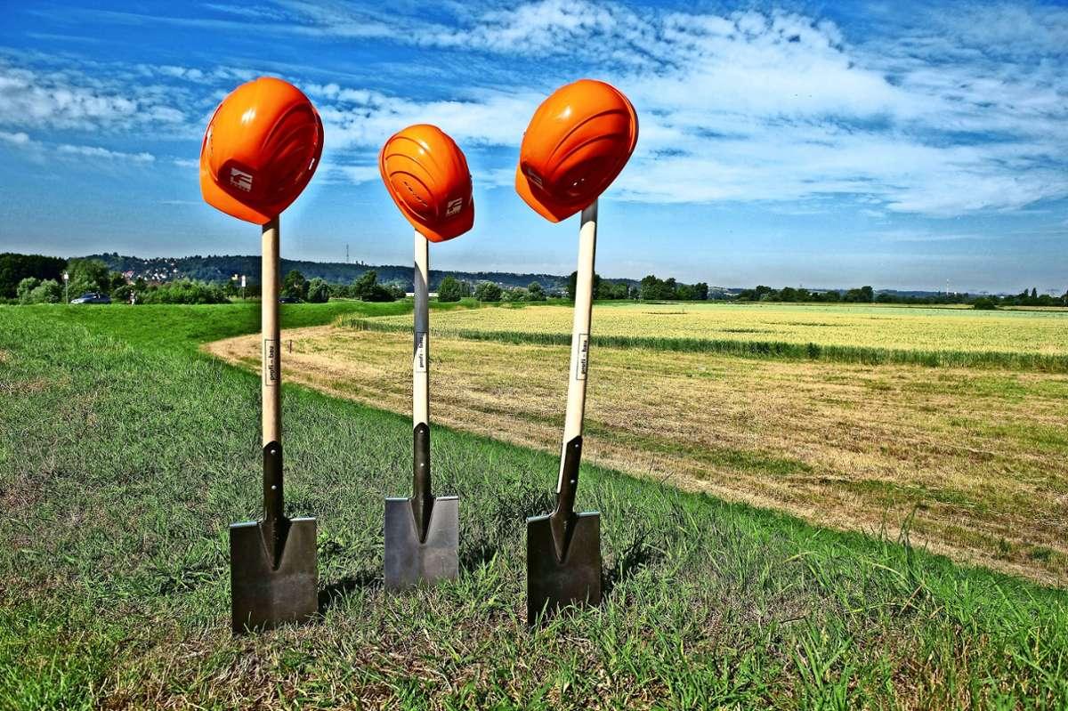 Noch wollen die Bauherren nicht öffentlich in Erscheinung treten. Foto: picture alliance/dpa/Arno Burgi