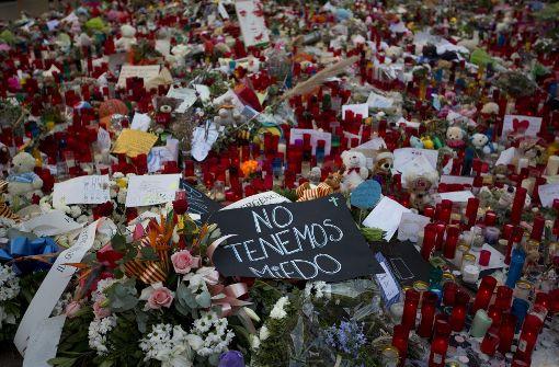 Spanische Terrorermittler fahnden nach Fahrer europaweit