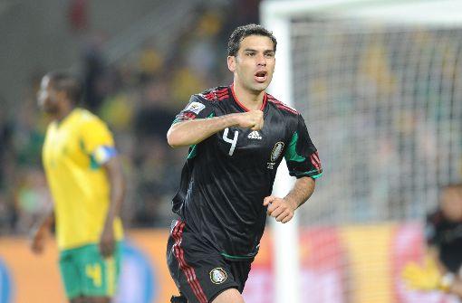 Drogenhandel: US-Ministerium beschuldigt Mexikos Fußballstar Márquez