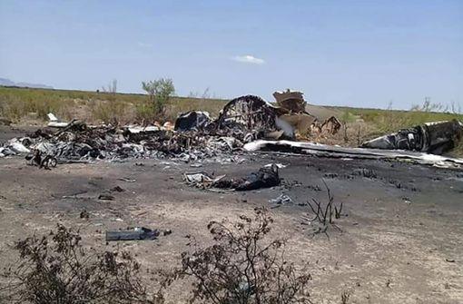 Flugzeug mit 13 Insassen abgestürzt – keine Überlebenden