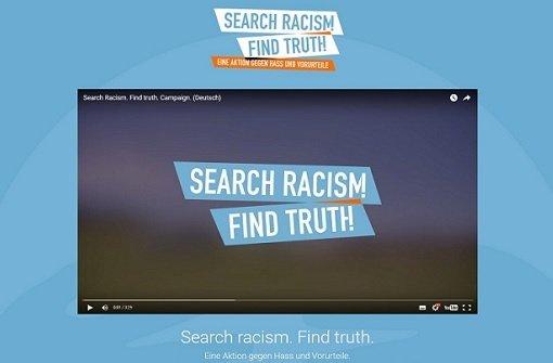 Initiative schaltet Clips gegen Hetzvideos