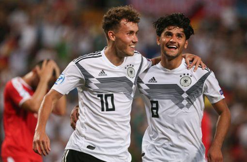 Deutschland deklassiert Serbien – 6:1