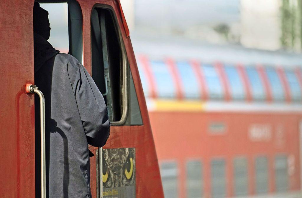 Zugführer sind im Südwesten ein rares Gut. Foto: dpa