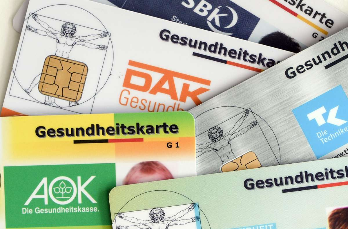 Die Zahl der Menschen ohne Schutz im Krankheitsfall nimmt zu. Foto: picture alliance/dpa/Jens Kalaene