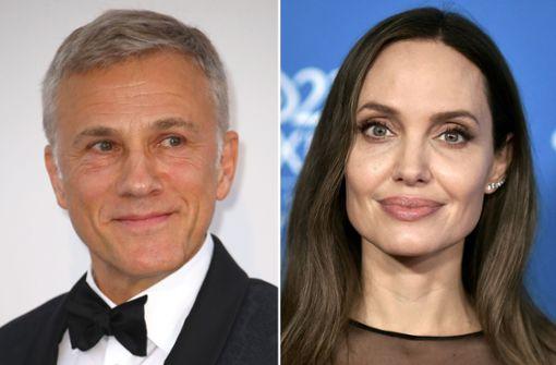 Jolie und Waltz für Hollywoodfilm im Gespräch
