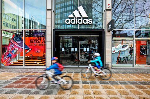 Stuttgarter Händler: Adidas ist unsolidarisch