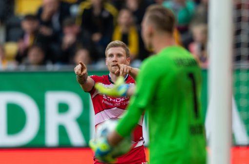 Bielefeld gewinnt und zieht am VfB vorbei