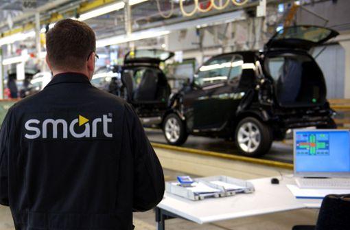 Daimler brüskiert Frankreich