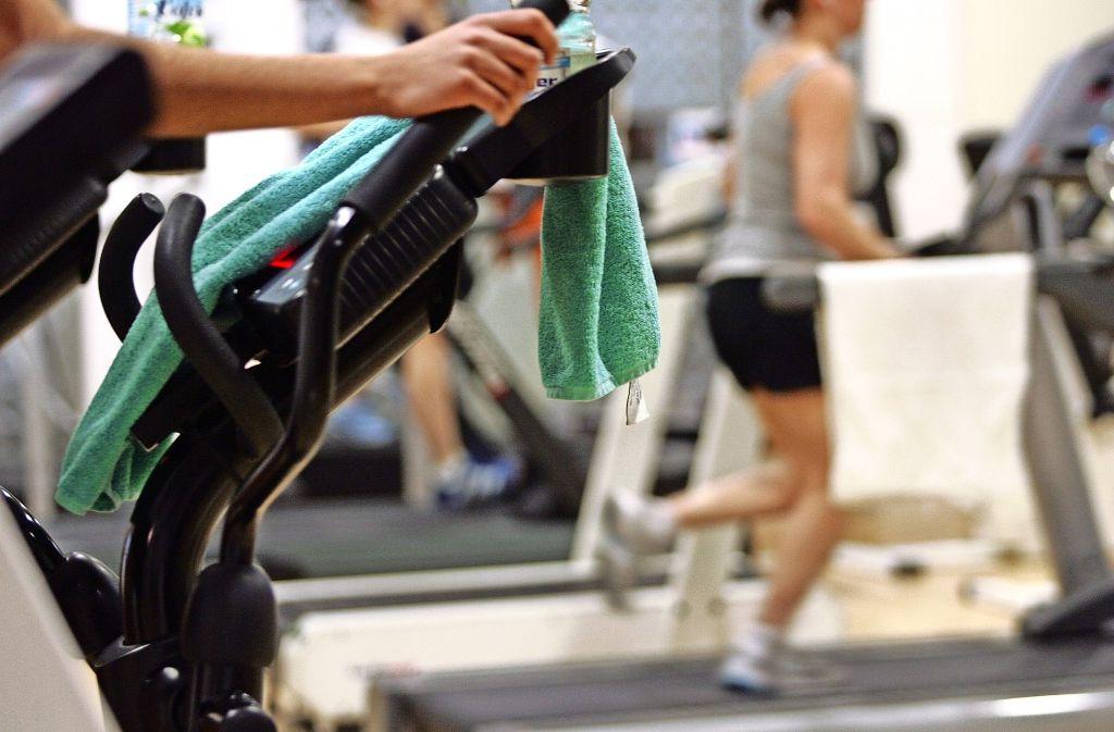 """Der Fitness-Club """"activity"""" ist eines der Aushängeschilder des TSV Schmiden. Foto: Patricia Sigerist"""