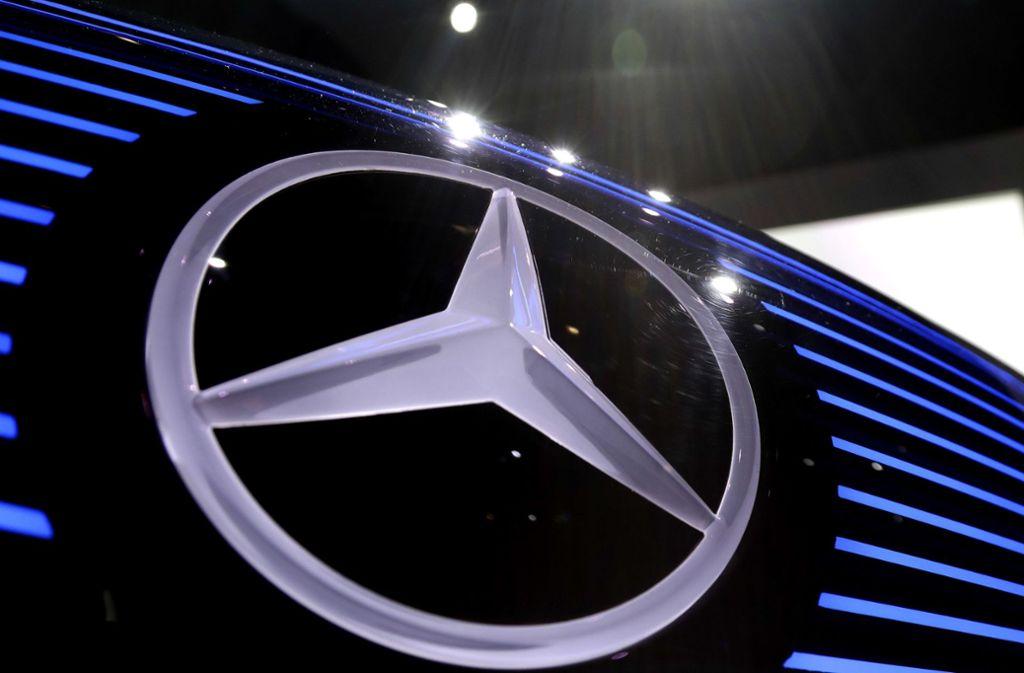 Droht Daimler ein Ordnungsgeld in Milliardenhöhe? Foto: AP
