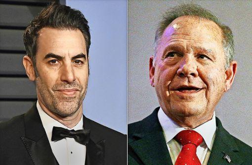 Veräppelter Richter verklagt Sacha Baron Cohen