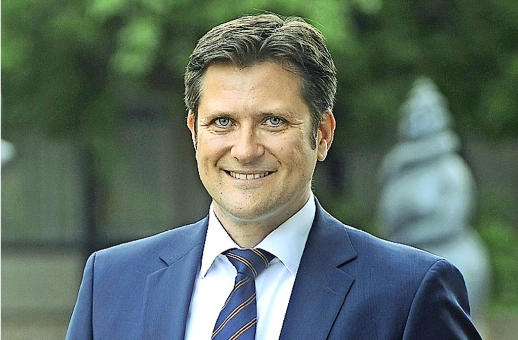 Der Freiberger Bürgermeister Dirk Schaible will Landrat in Konstanz werden. Foto: privat