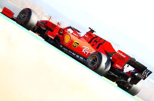 Die Ferrari-Krise – jetzt hilft nur noch zaubern