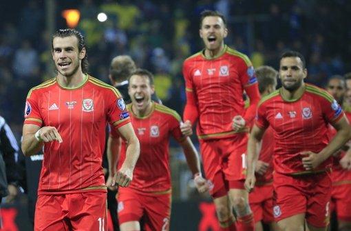 Wales jubelt – Oranje braucht ein Wunder