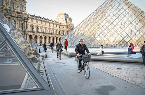 Was Stuttgart in Sachen Mobilität von Paris lernen kann