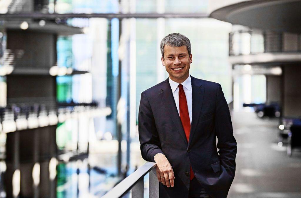 Steffen Bilger lehnt die Einführung der Blauen Plakette ab. Foto: privat