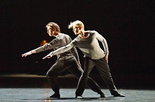 Junge Tänzer und wie sie die Welt sehen
