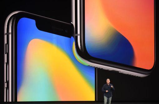 Smart und teuer: das iPhone X