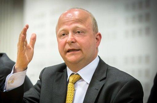 Der EU-Abgeordnete Michael Theurer sieht die FDP im Aufwind. Foto: Achim Zweygarth