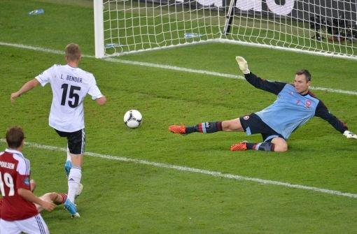2:1! Deutschland im Viertelfinale