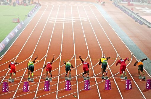 Bolt stürmt ins WM-Finale - aber Coleman am schnellsten