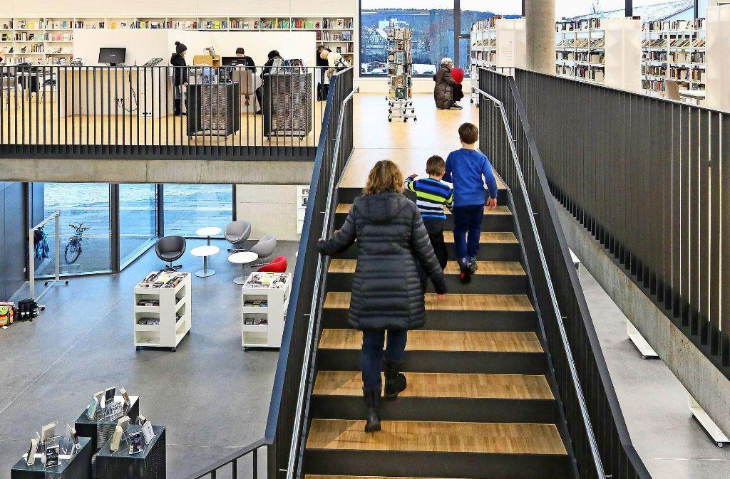 Nachmittags können die Besucher wie gewohnt stöbern. Foto: factum/Granville