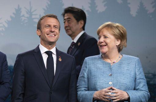 G7 einigt sich überraschend
