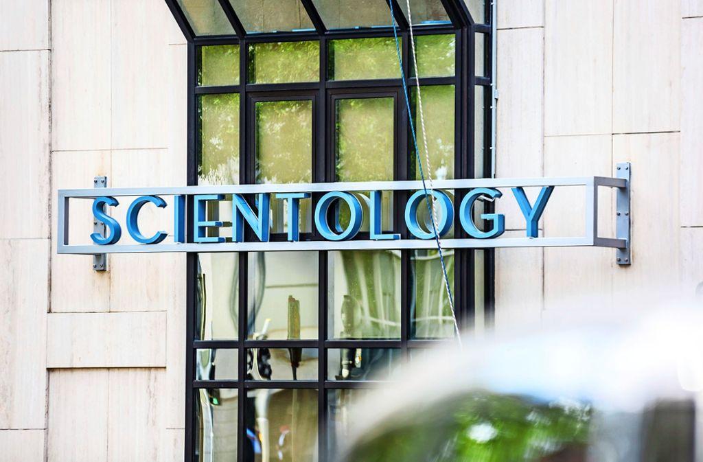 Scientology wird vom Verfassungsschutz beobachtet. Foto: Lichtgut/Julian Rettig