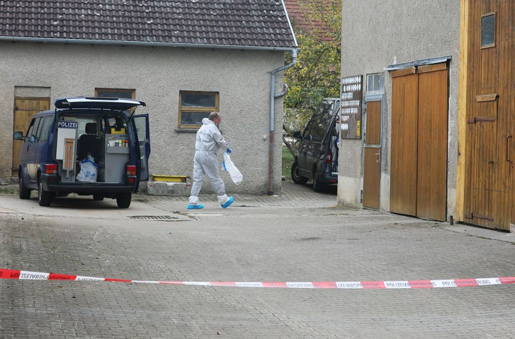In Laichingen wurde eine Frau tot aufgefunden. Foto: dpa