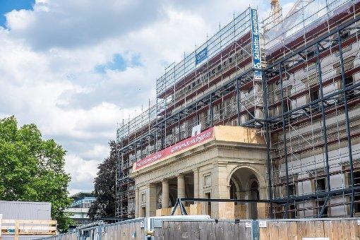 Das Wilhelmspalais wird zum Stadtmuseum