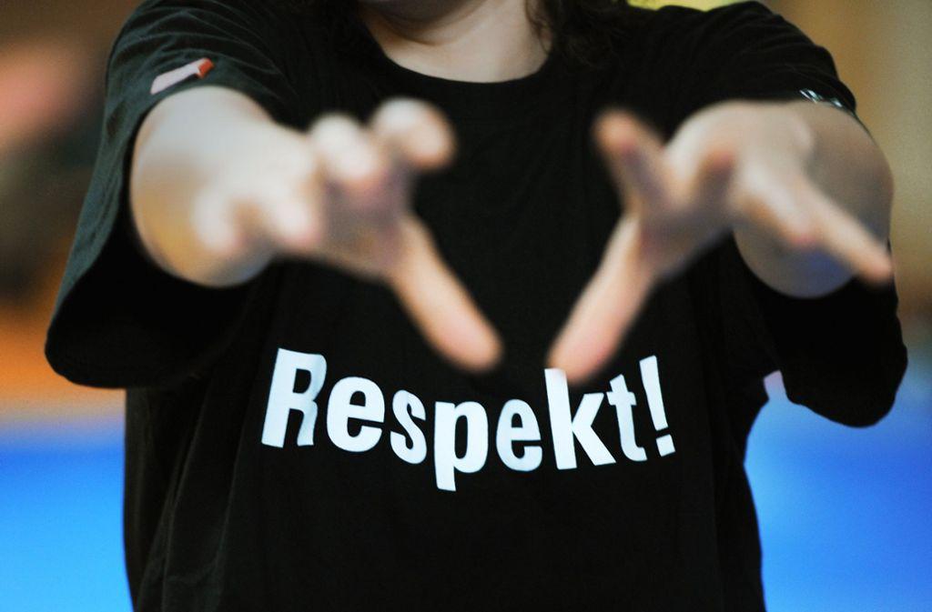 Der Wunsch nach einem respektvollen Miteinander eint die meisten Lehrer und Schüler mehr denn je. Foto: dpa