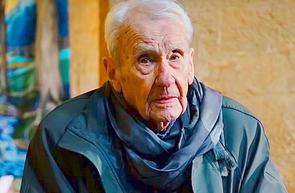 Christopher Tolkien hat das große Werk seines Vaters John Ronald Reuel Tolkien ediert und bearbeitet. Foto: Screenshot Youtube