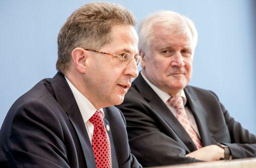 Seehofer erwartet am Montag Erklärungen von Maaßen
