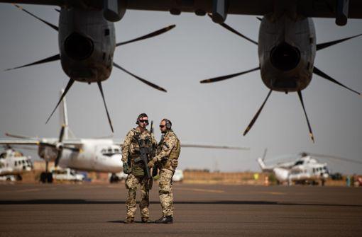 Mali-Mission wird sich ändern