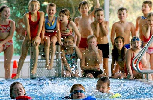 Das Ziel: Jedes Kind soll schwimmen können