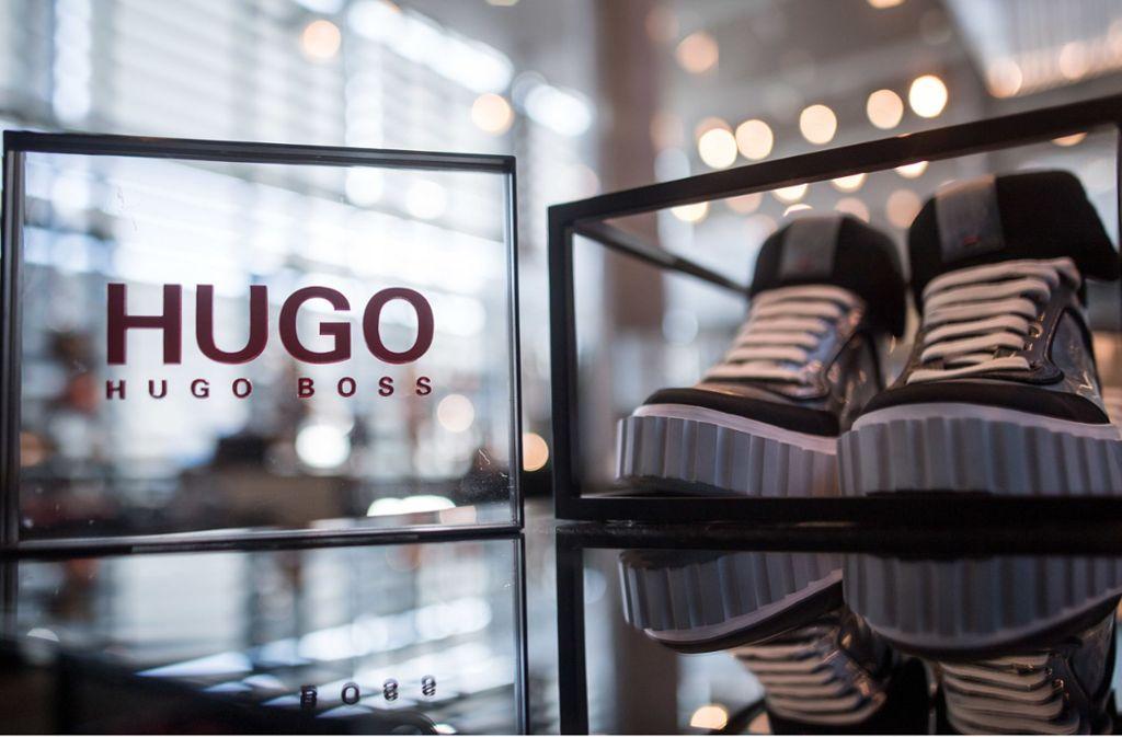 2,8 Milliarden Umsatz machte Hugo Boss im vergangenen Jahr. Foto: dpa