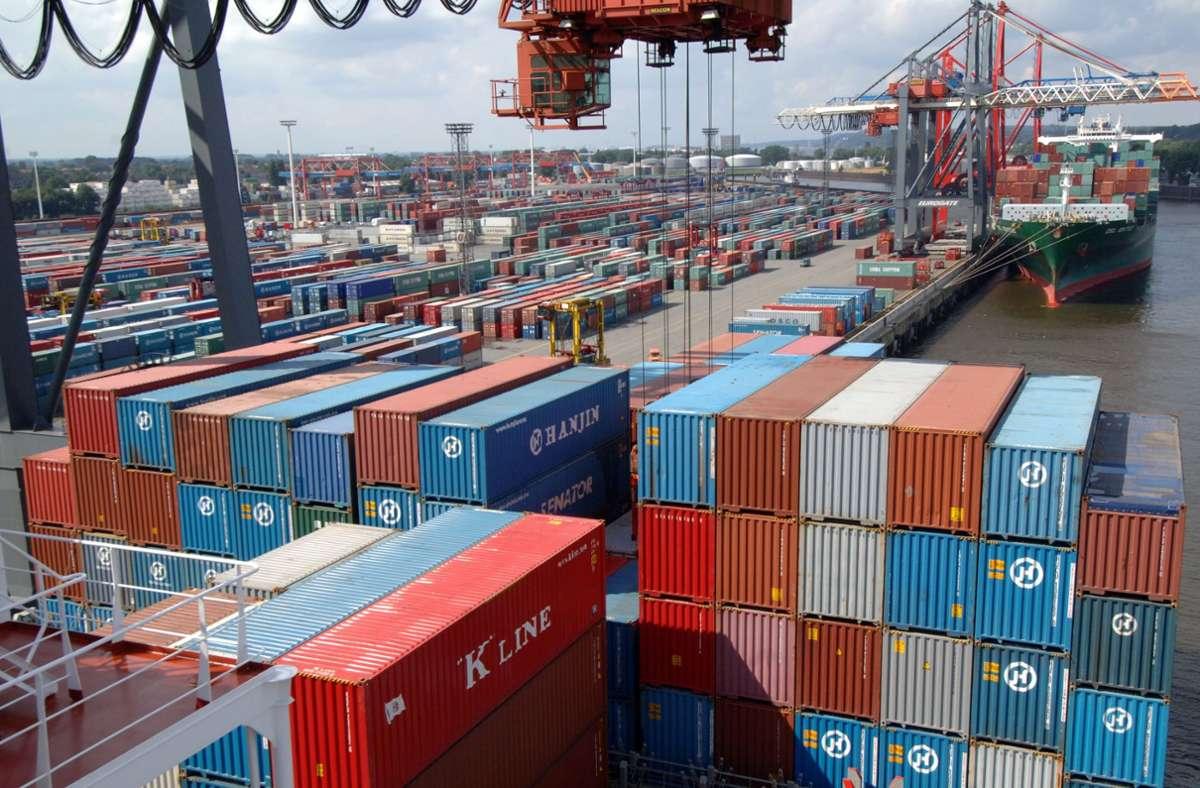 Die Drogen waren in Containern versteckt. (Archivbild) Foto: picture-alliance/ dpa/Maurizio Gambarini