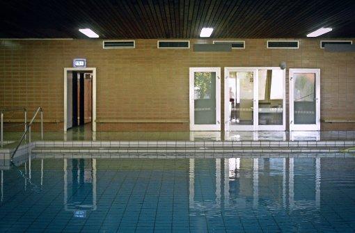 Stadt schließt Lehrschwimmbad