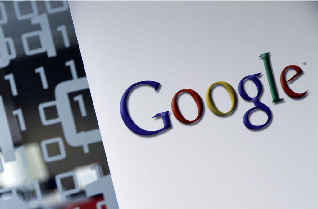 Die Google-Suche des US-Konzerns Alphabet ändert sich grundlegend Foto: AP/Virginia Mayo