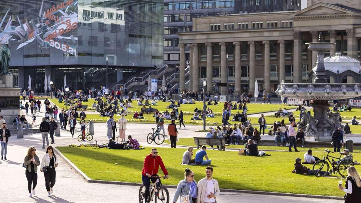 Beim City-Gipfel geht es um die Zukunft der Innenstadt