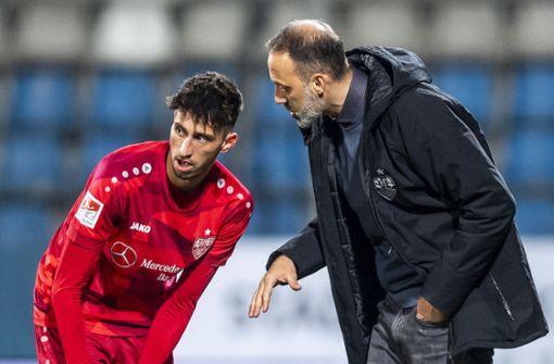 """Atakan Karazor ist unser """"Spieler des Spiels"""""""