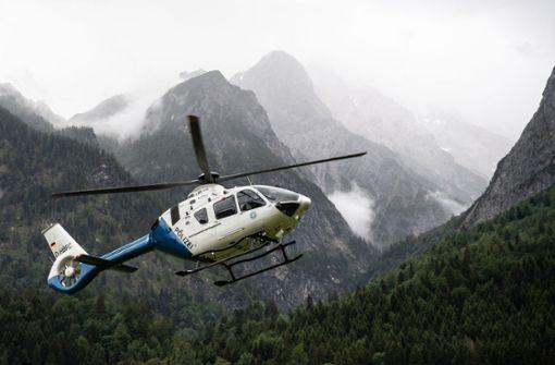 Mehr als 60 Wanderer auf Berghütte eingeschlossen