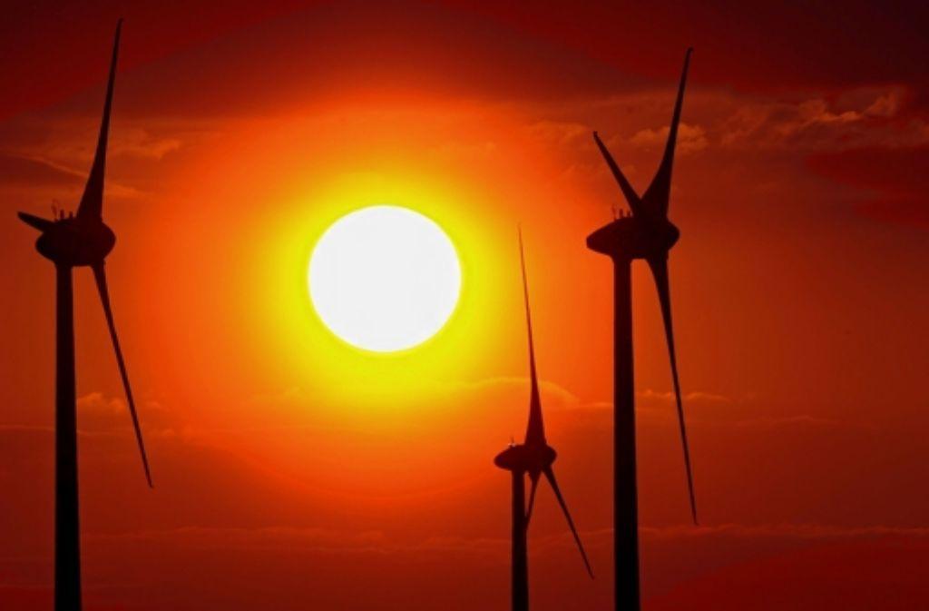Können solche Windräder das Landschaftsbild verschmutzen? Foto: dpa