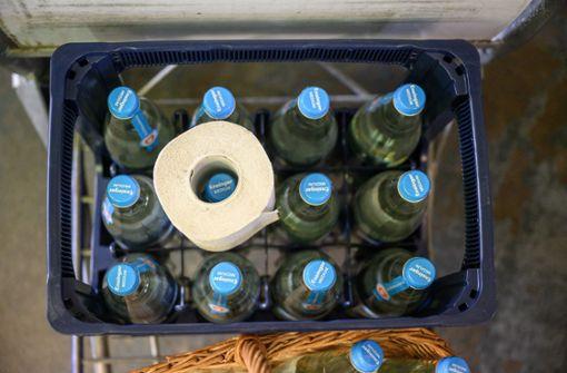"""Getränkebranche warnt vor """"Hamstern"""" von Leergut"""