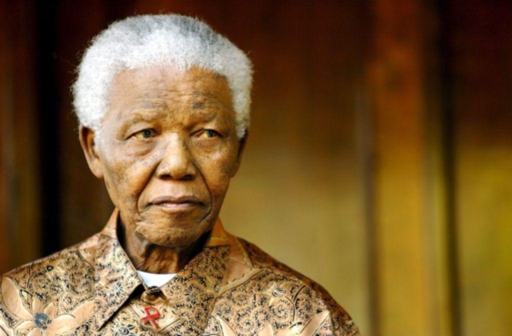 Menschen in der ganzen Welt trauern um Nelson Mandela. Foto: dpa