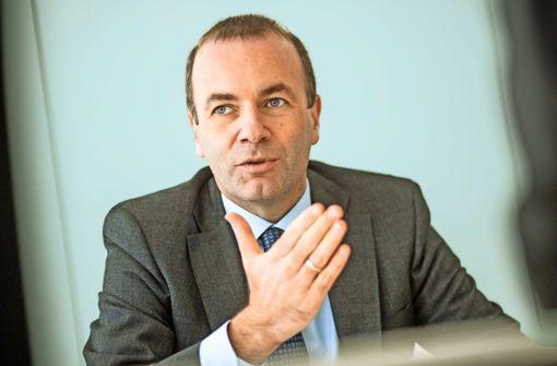 Wer ist der Europapolitiker aus Niederbayern?