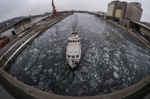 Der Kapitän mit der Lizenz zum Eisbrechen