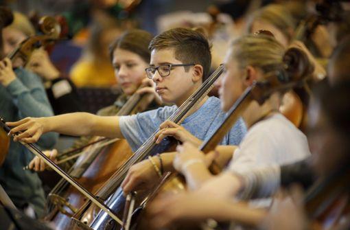 Ein Orchester für alle