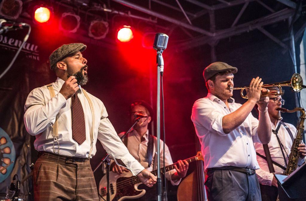 Das achte Feuerseefest bringt am Freitagabend den Westen zusammen. Foto: Lichtgut/Julian Rettig