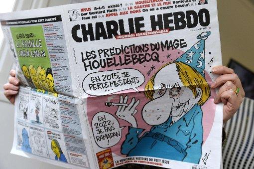 """Immer wieder Wut auf """"Charlie Hebdo"""""""